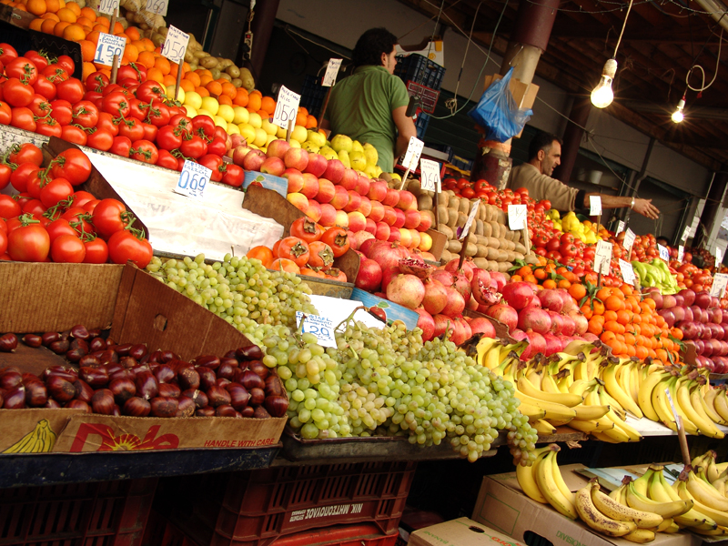 Varvakeios – The Central Market of Athens