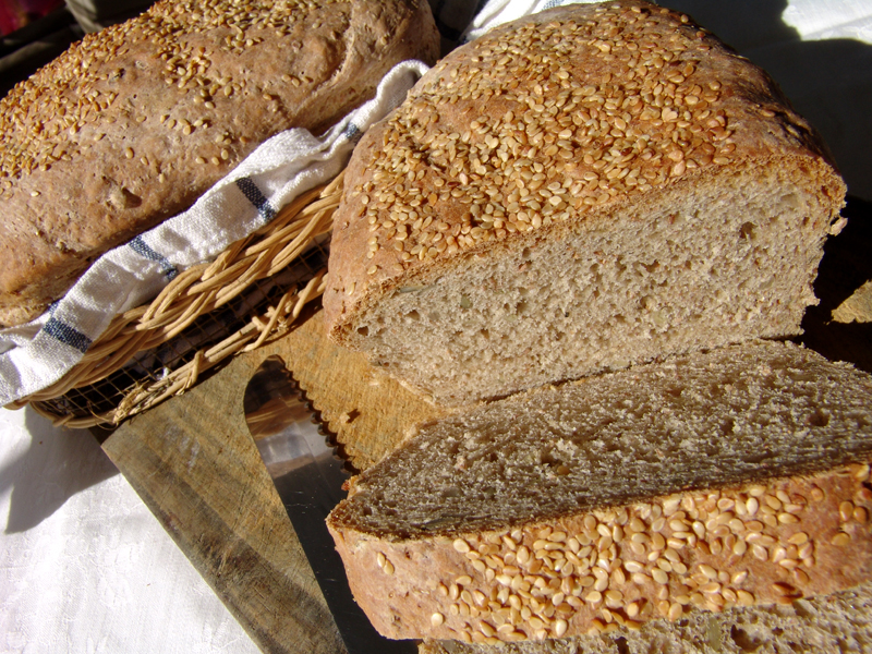 Healthy Brown Bread