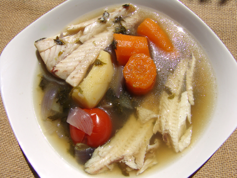 Fish Soup (Kakavia)