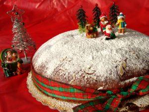 New Years Cake 2013 – Vasilopita