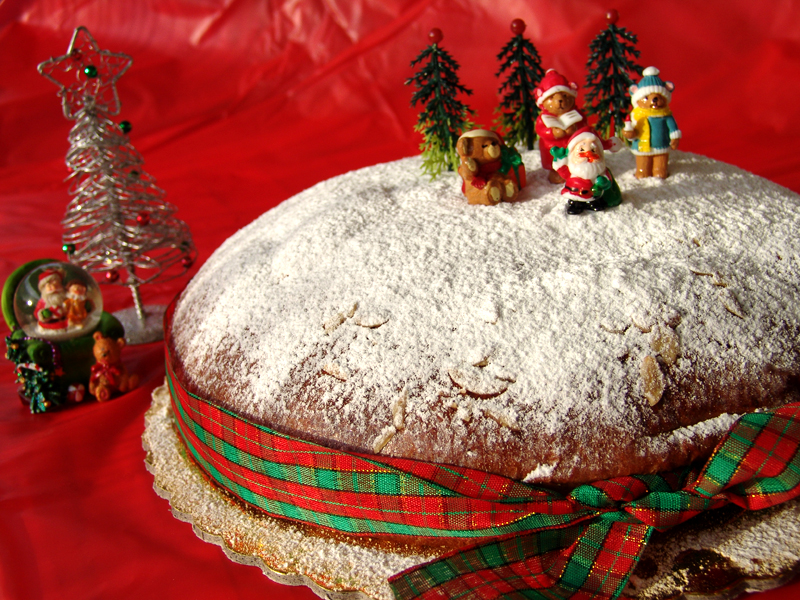 New Year's Cake 2013 – Vasilopita