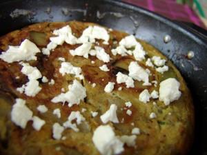 Omelet with Vegetables (Fritatta)