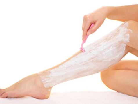 Shaving Your Legs Cooking In Plain Greek