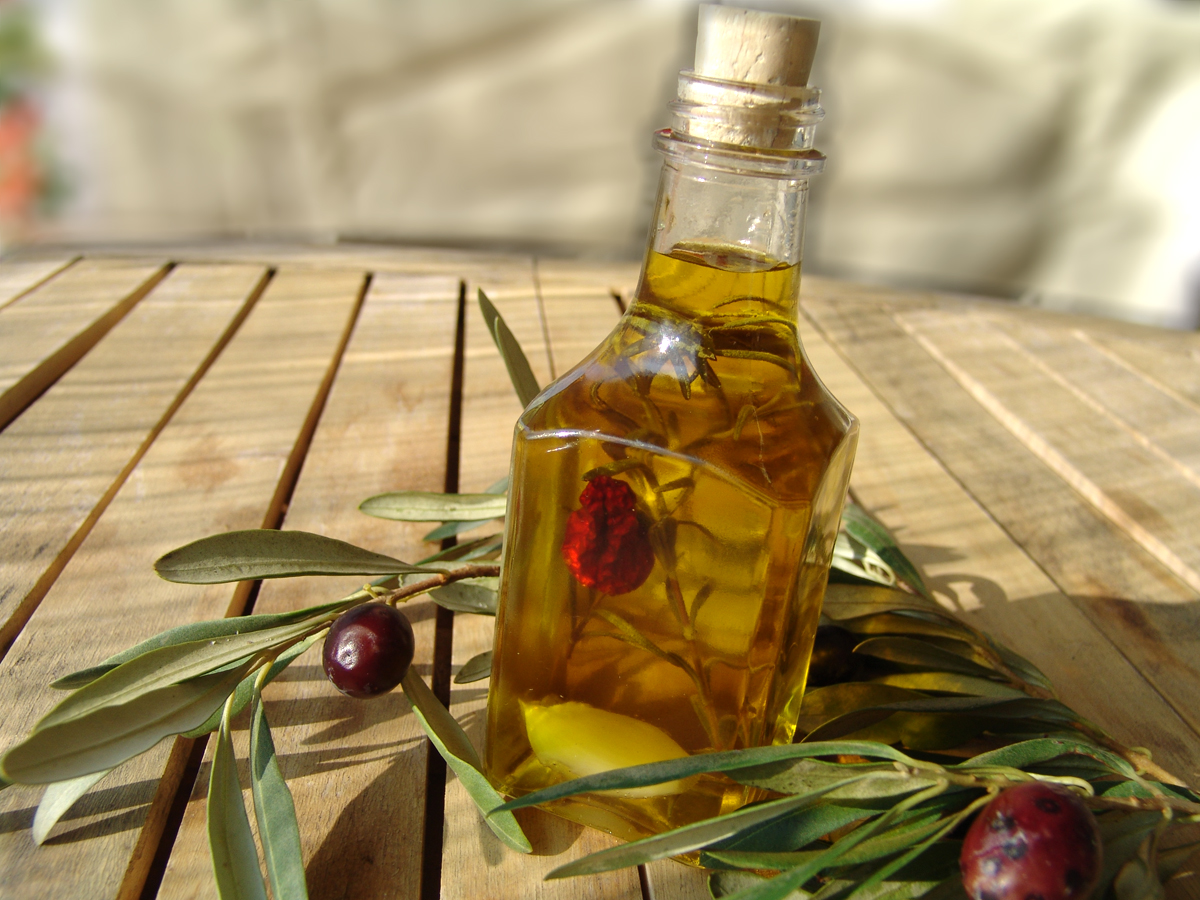 Olive Oil for Salads