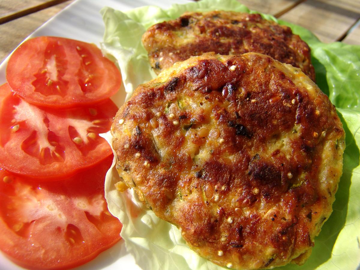 Tasty & Healthy Burgers