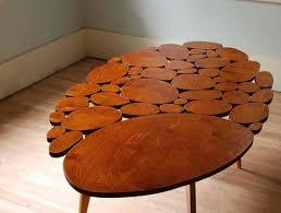 Shiny furniture