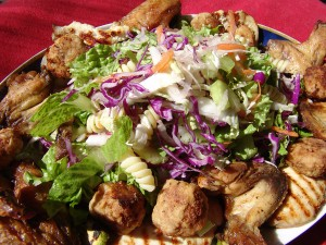 Salad for Brunch